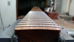 Braço da Guitarra Klein BF96 - Entrastamento em inox - Foto 2