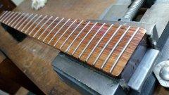 Klein Guitar BF96 - Entrastamento em inox - Foto 3