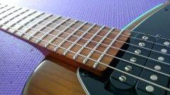 Guitarra Klein BF96 - Entrastamento em inox - foto 4