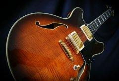 Guitarra Ibanez JSM100 - 2006 (John Scofield Model) - Foto 2