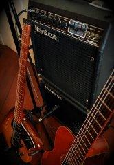 Amplificador Mesa Boogie Mark III