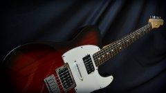Guitarra Fender Telecaster American Standard